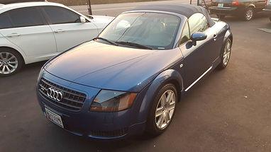 Audi TT German Autohaus Chattanooga Tennessee European Car Repair Parts