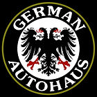 German Autohas of Chattanooga Tennessee BMW Porsche Mini Volkswagen VW Audi Mercedes Logo Crest Eagle Maintenance Service Shop Repir European Performance Tuning Mechanic