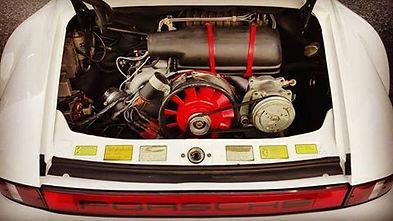 Porsche 911 Carrera Engine German Autohaus Chattanooga Tennessee European Part Repair