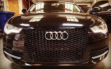 Audi RS6 German Autohaus Chattanooga Tennessee European Car Repair Parts
