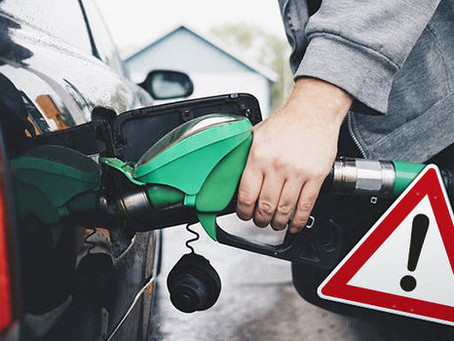 Are you overfilling your gas tank?