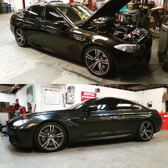 It's BMW _M_ for Monday at German Autoha