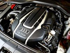 A fellow veteran Submariner's 2014 Audi