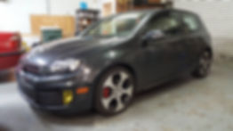 Volkswagen VW GTI SPEC Clutch German Autohaus Chattanooga European Repair Parts