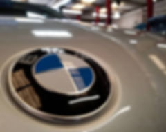 2006 BMW E65 750i Roundell German Autohaus of Chatanooga Tennessee Service Maintenance Repair Emblem Logo Service