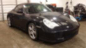 Porsche 911 997 C4S Carrera German Autohaus Chattanooga Tennessee European Car Repair Parts Performance