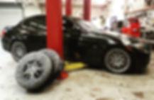BMW E90 Wheels German Autohaus Chattanooga Tennessee European Car Repair Parts