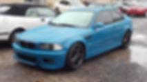 BMW M3 E46 German Autohaus Chattanooga Tennessee European Car Repair Parts