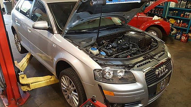 Audi A3 German Autohaus Chattanooga Tennessee European Car Repair Parts