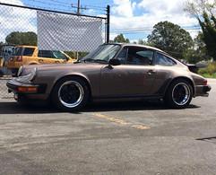 Future customer's 1983 Porsche 911 SC 3.