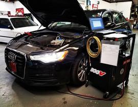 2015 Audi A6 Quattro Premium Plus at Ger