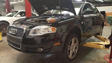 Audi A4 Quattro German Autohaus Chattanooga Tennessee European Car Repair Parts