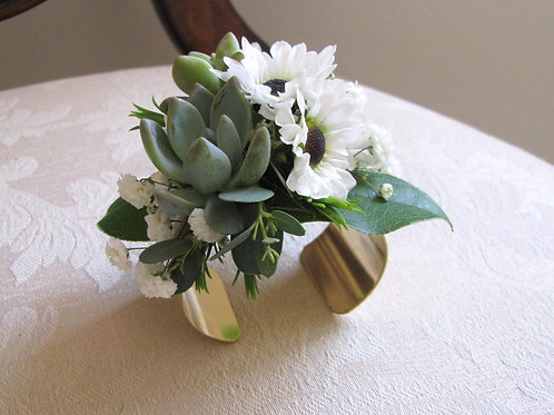 Wrist Corsage For Wedding, Elopement, Prom or Other Special Event