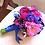 Thumbnail: Ranunculus and Poppies Silk Wedding Bouquet