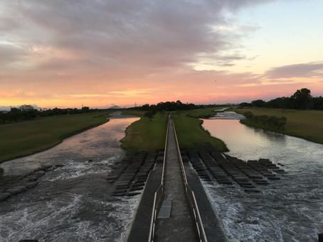 景點:安農溪分洪堰
