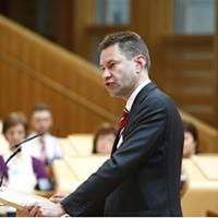 Murdo invites Minister to Dunkeld to see Wind Farm invasion