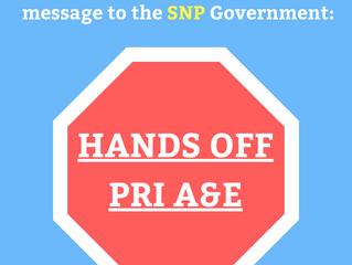 PRI petition closes in on 3,000 signatures
