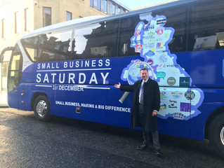 Murdo calls on constituents to get involved in Small Business Saturday