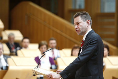 Murdo Fraser MSP calls on SNP Government to address fall in numbers of Special Constables in Fife