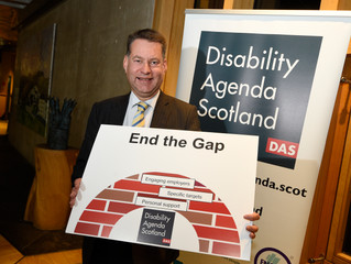 Murdo meets with Disability Alliance to discuss Mid-Scotland and Fife Employment Gap