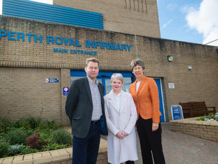 SNP should stop spinning and start listening to patients say Murdo and Liz