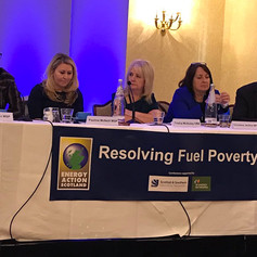 Panel Discussion on Resolving Fuel Poverty