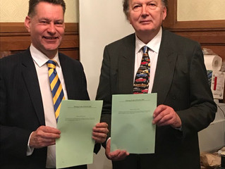 Parking Campaigners Meet in Westminster to discuss new Legislation