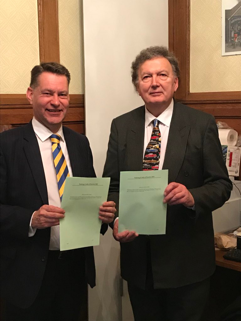 Murdo with Sir Greg Knight MP