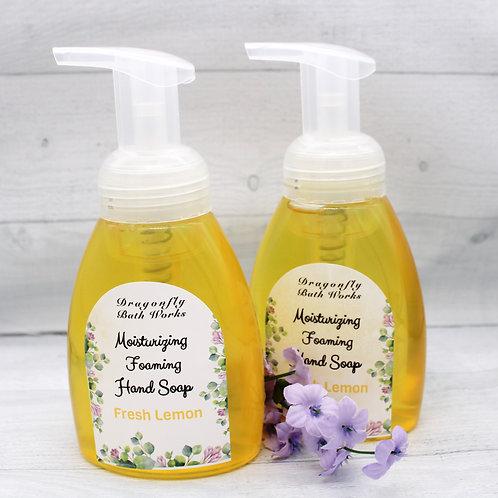 Foaming (Lemon) Hand Soap