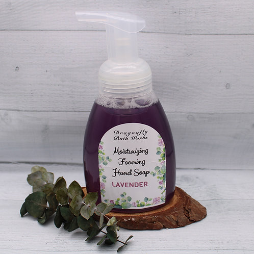 Foaming (lavender) Hand Soap