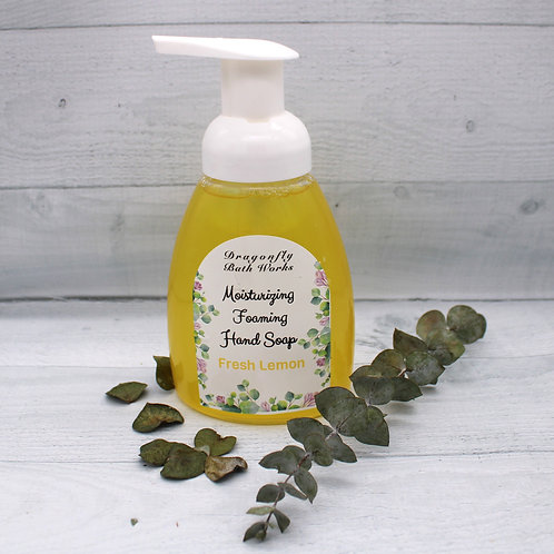 Foaming (Lemon) Hand Soap
