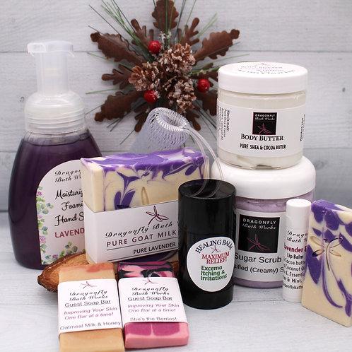 Gift Set-Love of Lavender