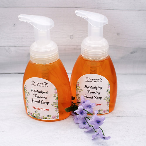 Foaming (Citrus) Hand Soap