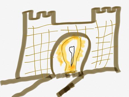 1: la luz y la puerta