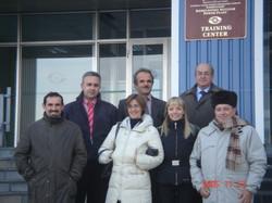 En la Central Nuclear de Khmeltnisky
