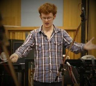 James Murray - conductor