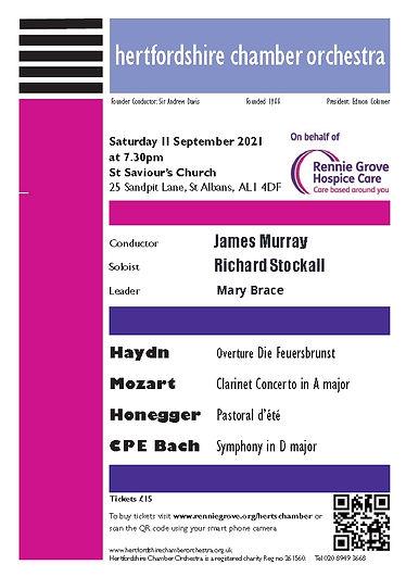 download concert leaflet 11 September