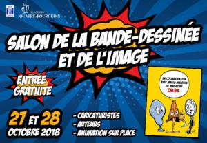 Lancement de notre bande dessinée collective!