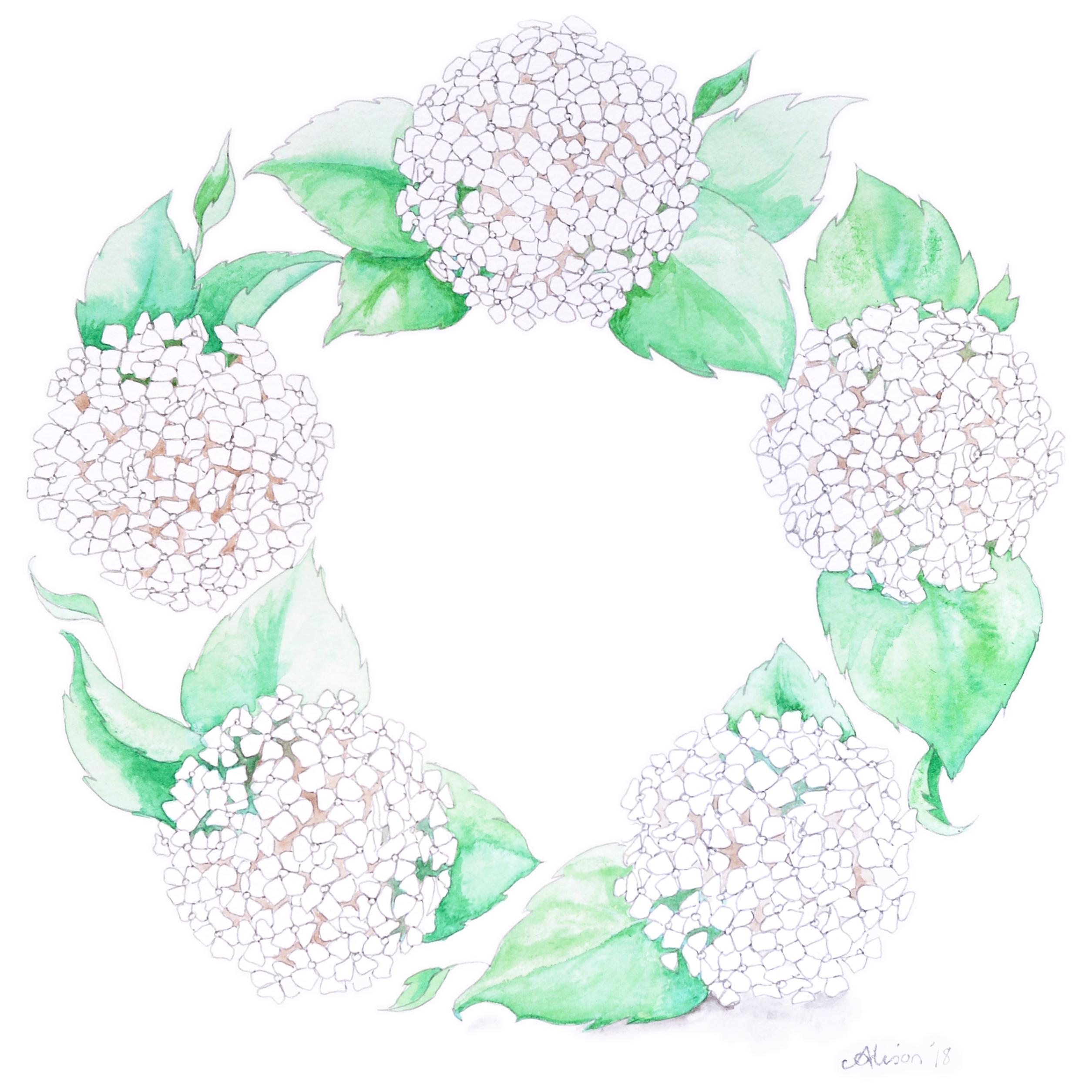 Wreath - commision