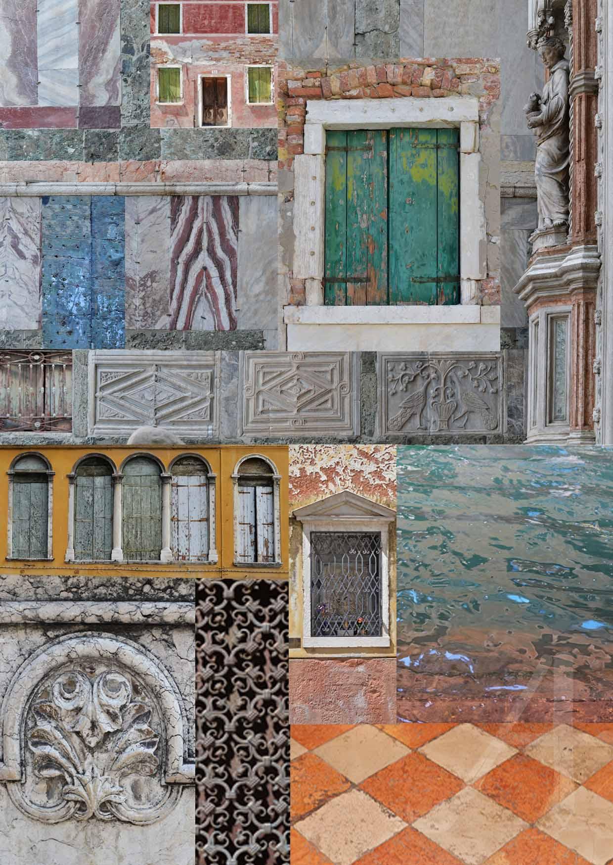 Venice Textures