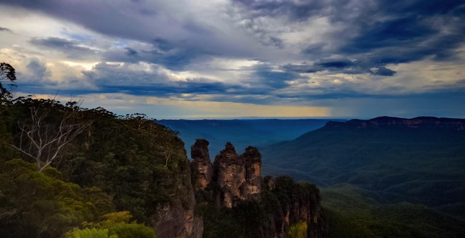The 3 sisters Blue Mountains