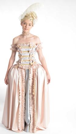 Costume design and creation