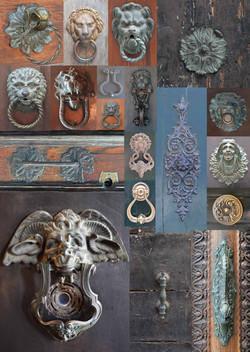 Doorknobs of Venice