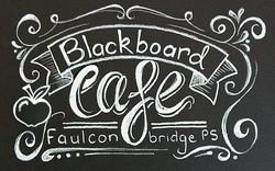 Blackboard Cafe