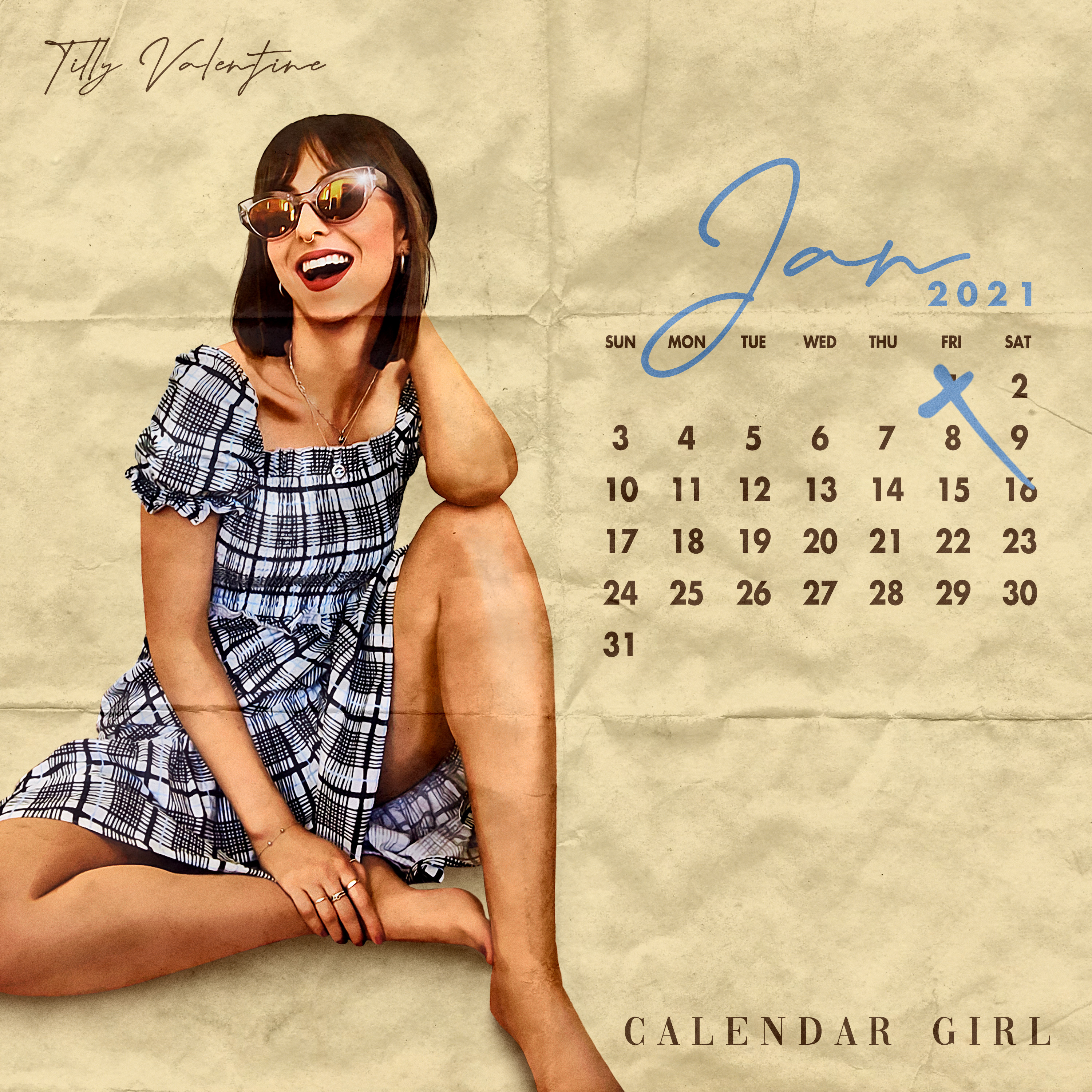 Tilly Valentine - Calendar Girl - Final
