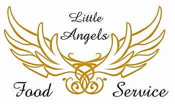 Logo Little Angels Food Service