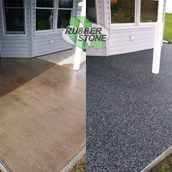 Before/After Patio