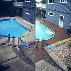 Before/After Pool