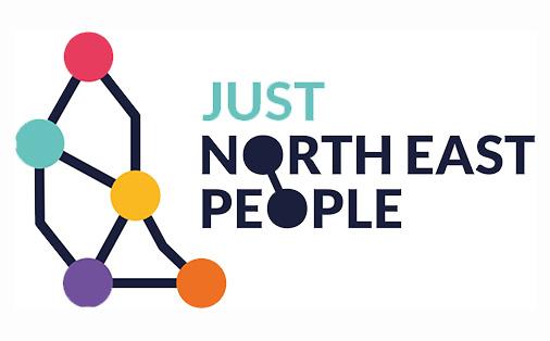 Just North East People Logo