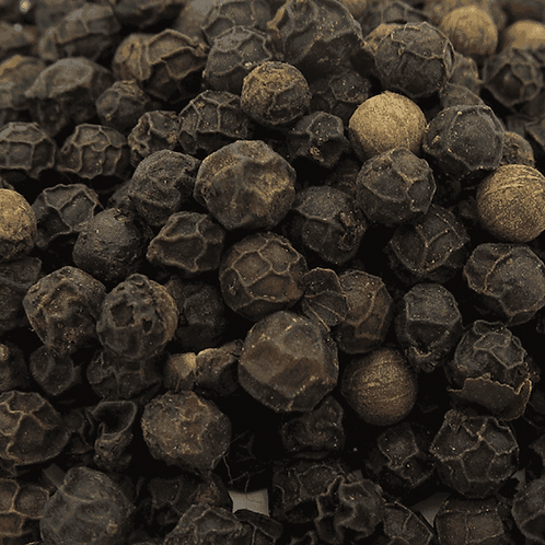 Whole Black Peppercorns (organic)